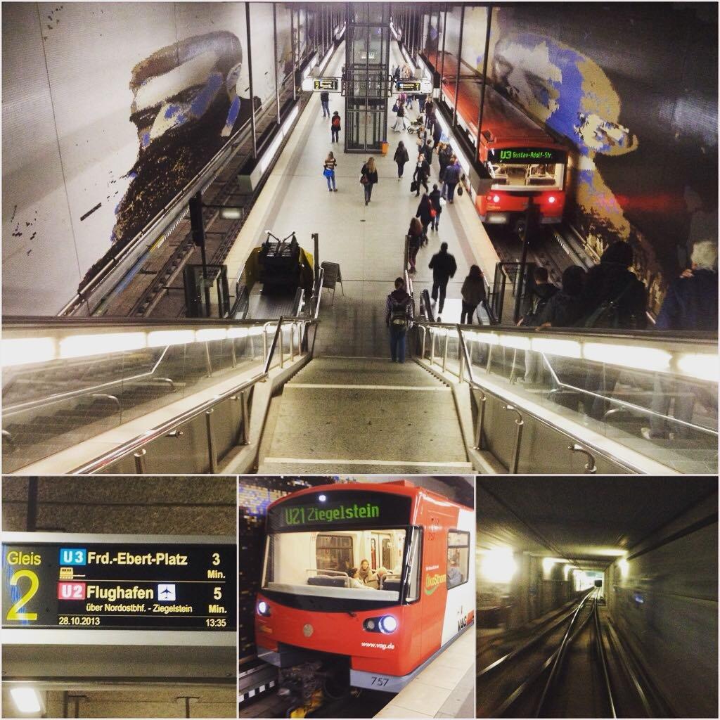 Нюрнбергский метрополитен